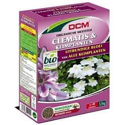 DCM Clematis & klimplanten meststof NPK 6-5-10
