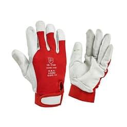 HBV Nappalederen handschoenen 536RV maat 10 (XL)