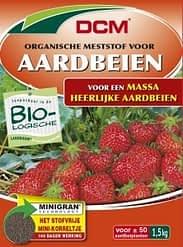 DCM Aardbeien meststof NPK 6-5-10 1,5kg