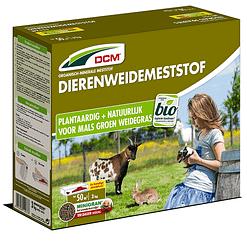 DCM Dierenweide meststof NPK 6-3-4 3kg