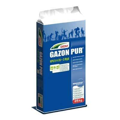 DCM Gazon PUR® NPK 8-4-20 (Mg 3) Meststof