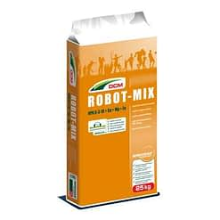 DCM ROBOT MIX NPK 8-3-18 +5Ca +3MgO +Fe + Bacillus sp. Meststof