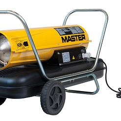 Master directe diesel verwarming B150 CED