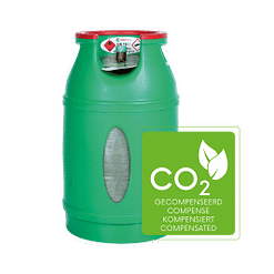 Gas Propaan Calypso Antargaz - Clip-on aansluiting 8kg