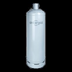 Gas Propaan P47 46,5kg Antargaz - binnendraad aansluiting