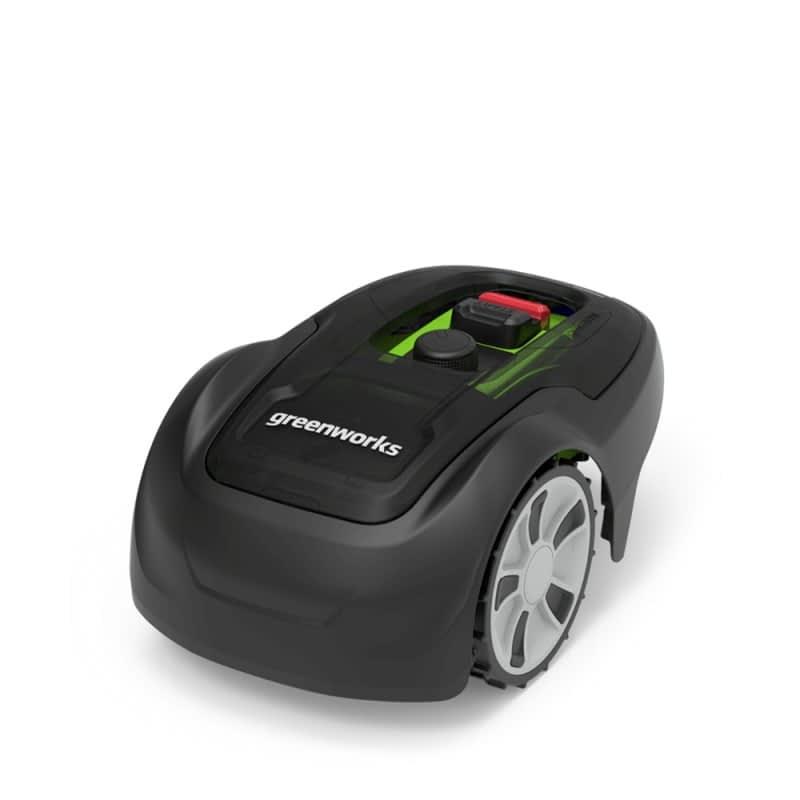 Greenworks OPTIMOW® 5 Robotmaaier 550m² Digipro incl. accu en laadstation