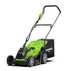 Greenworks 40V accu grasmaaierG40LM41