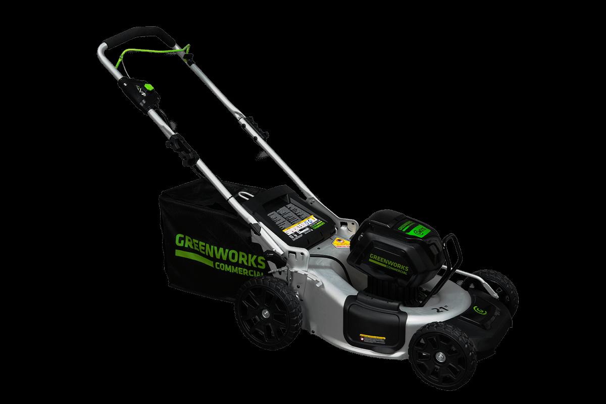 Greenworks 82 Volt accu grasmaaier GC82LM46