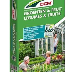 DCM GROENTEN & FRUIT MESTSTOF NPK 6-3-12 | 10Kg tot 125m²