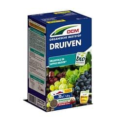 DCM Druiven meststof NPK 6-3-5 1,5kg