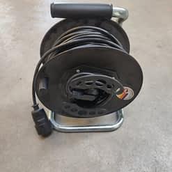 Uni-Elektra tuinhaspel 25m 1,5mm²