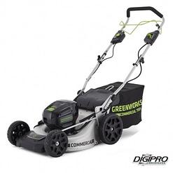 Greenworks Greenworks 82 Volt accu grasmaaier GC82LM51SP