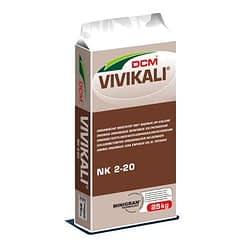 DCM VIVIKALI® NK 2 -20 plantaardige meststof