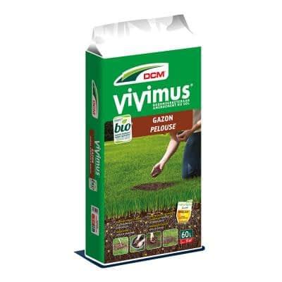 DCM VIVIMUS® GAZON bodemverbeteraar