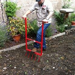 Planters en grondboren