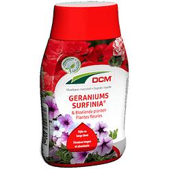 DCM Geraniums & Bloeiende Planten Vloeibare Meststof 0,4l
