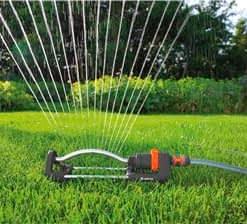 Tuinspuiten en sproeiers
