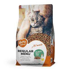 Duvo+ Regular kattenvoeding 4kg