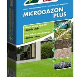 DCM MICROGAZON PLUS 7-4-17 +3MgO +8Ca Meststof met kalk 10kg - 125m²