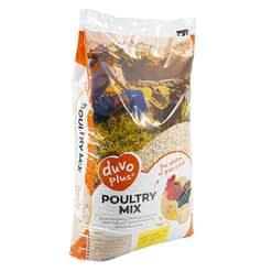 DUVO Poeljen mix graanmengeling voor kippen