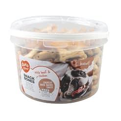 Duvo+ Snack bones voor honden kluifkoekjes 1,3kg