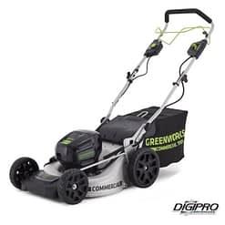 Greenworks 82 Volt accu grasmaaier GC82LM46SP